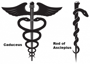 rod of asclepius - healing dreams