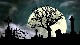 graveyard and cemetery dreams